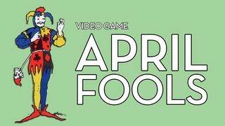 Illustration for article titled Today's Best And Worst April Fools' Jokes In Gaming