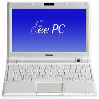 Illustration for article titled Asus Eee PC 900 Getting Early Launch