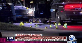 Cleveland Police officers indicted in shooting deaths of two unarmed suspectsABC 5