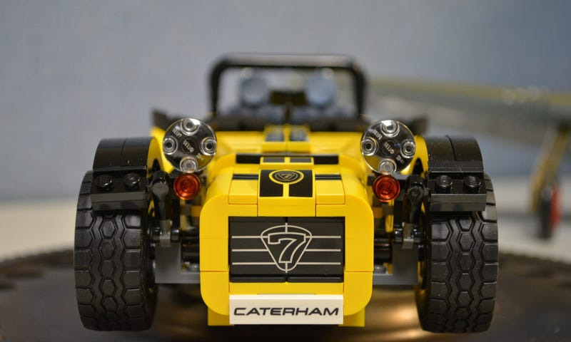 Illustration for article titled The Caterham Seven 620R: A Review