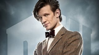 Illustration for article titled Yes! Matt Smith is officially back for another season of Doctor Who.