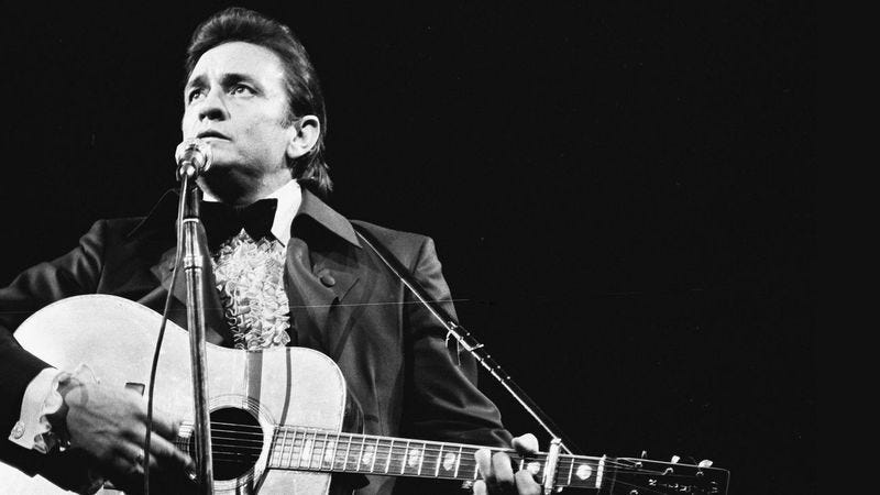 Illustration for article titled How Many Of These Johnny Cash Songs Have You Heard?