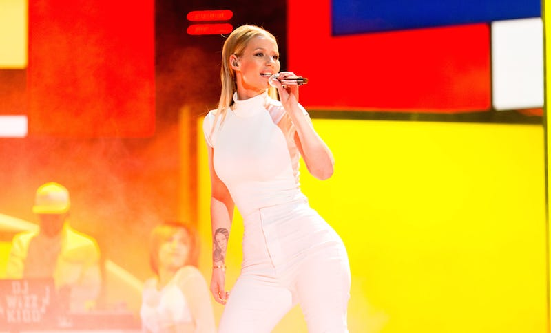 Illustration for article titled Iggy Azalea Would Be Okay With A 'Best Album Artwork' Grammy