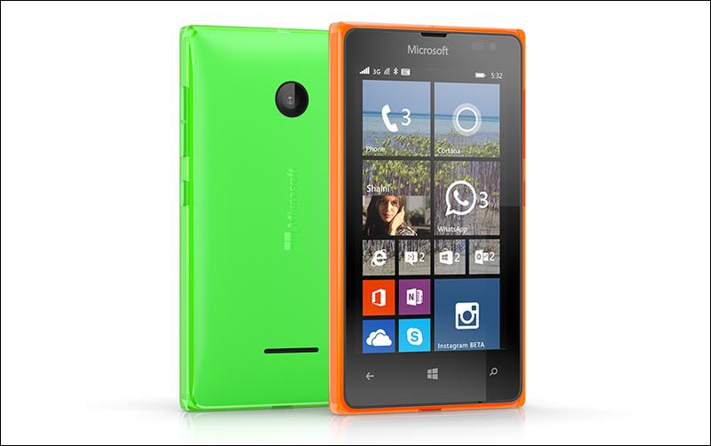 Illustration for article titled Lumia 435 y 532, estos son los nuevos smartphones baratos de Microsoft