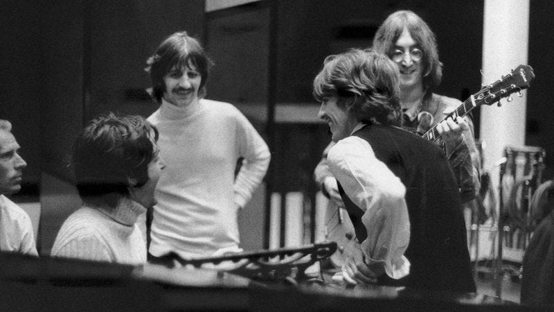 8 Amazing Studio Tricks The Beatles Used To Record Songs