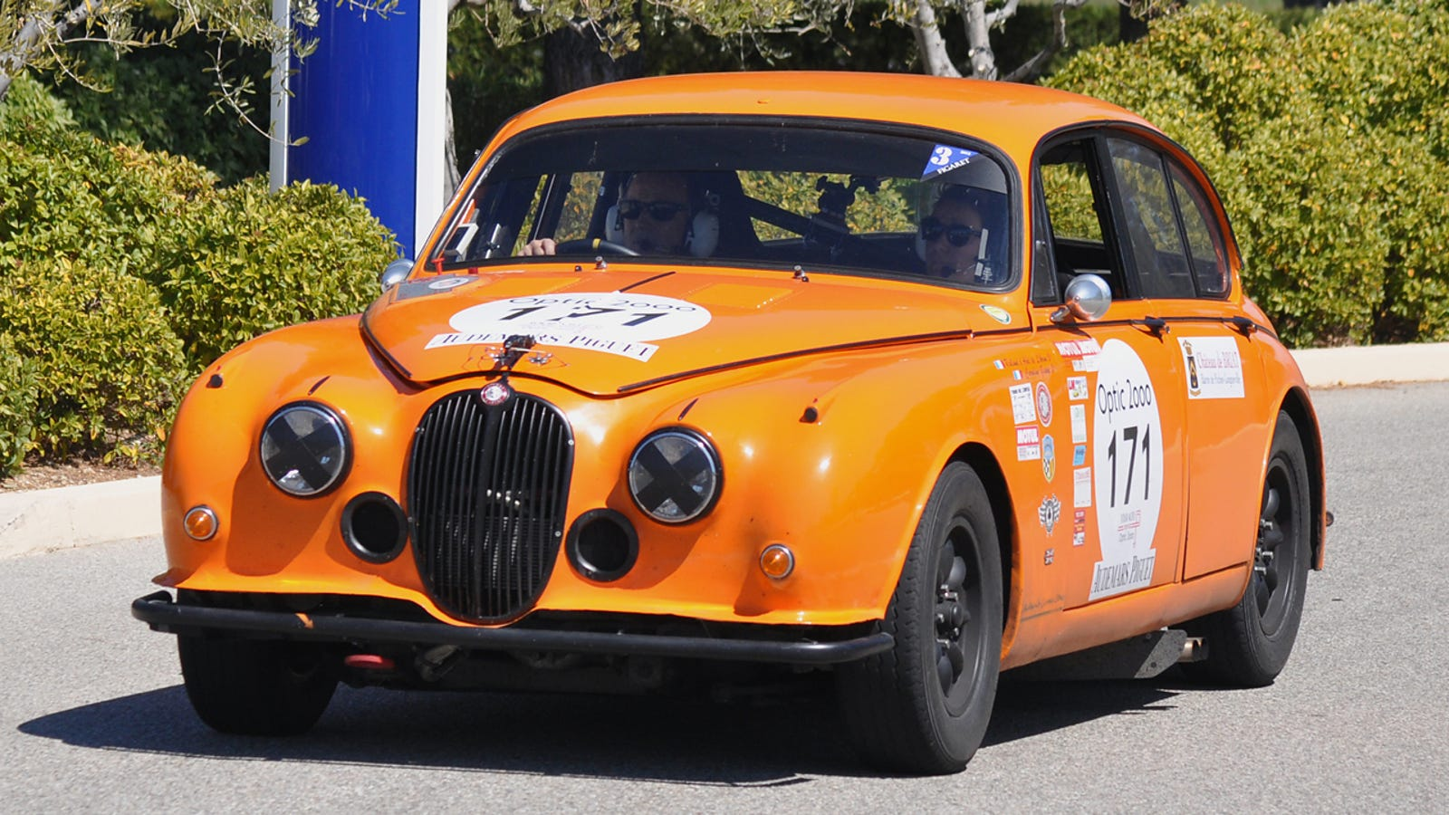 The Best Unlikely Race Cars