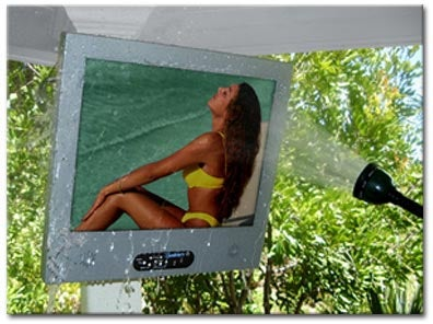 Illustration for article titled SunbriteTV: Waterproof Outdoor 32-inch LCD HDTV