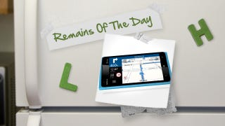 Illustration for article titled Remains of the Day: Windows Phone 8 Will Have Offline Maps and Turn-by-Turn Navigation