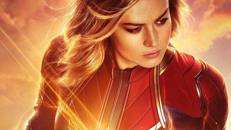 Illustration for article titled Captain Marvel: todo lo que necesitas saber sobre la película que servirá de prólogo a Avengers: Endgame