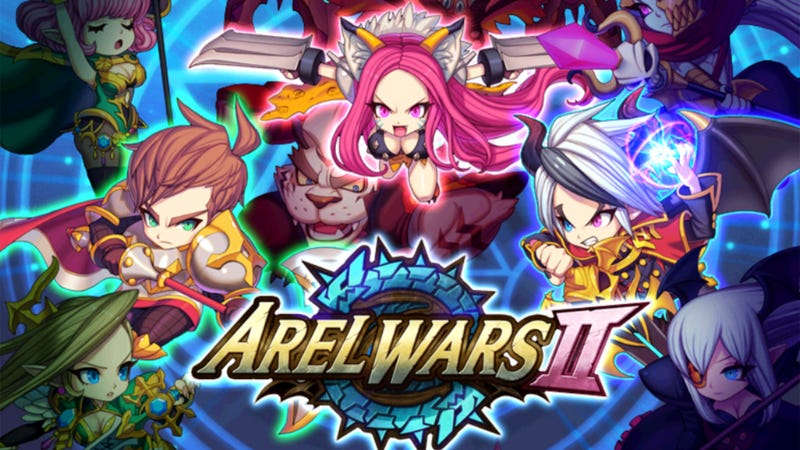Illustration for article titled The Pink-Haired Kitty Girl Rule Also Applies to Mobile Defense Games