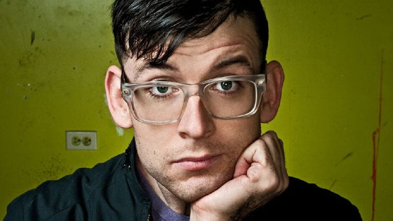 Illustration for article titled Moshe Kasher isn't gay—but he's close