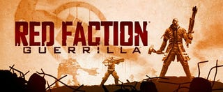 Illustration for article titled Red Faction: Guerrilla – A Last-Gen Hero in Destruction