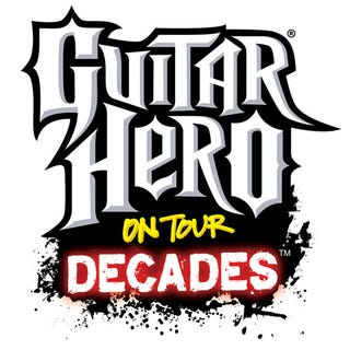 Illustration for article titled Guitar Hero On Tour: Decades Full Track List