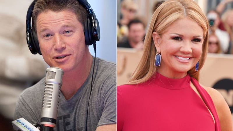 Nancy O'Dell says Billy Bush apologized for lewd audio with Trump