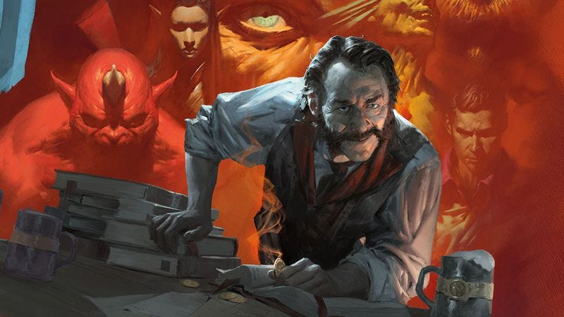 Cover: Tales From The Yawning Portal (Image courtesy of Wizards Of The Coast)