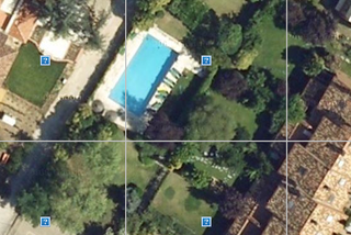 Illustration for article titled Pool Crashing in the UK Becomes Latest Google Earth Prank