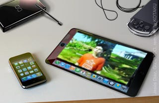 Illustration for article titled Apple Tablet Detected Running Games At Apple HQ, Research Group Says