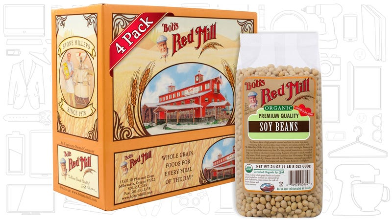 Bob's Red Mill Organic Soy Beans