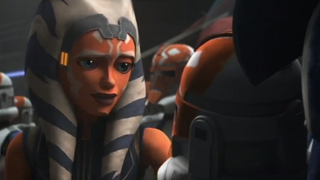 The Battle Rages On in the First Full Trailer for Clone Wars  Return