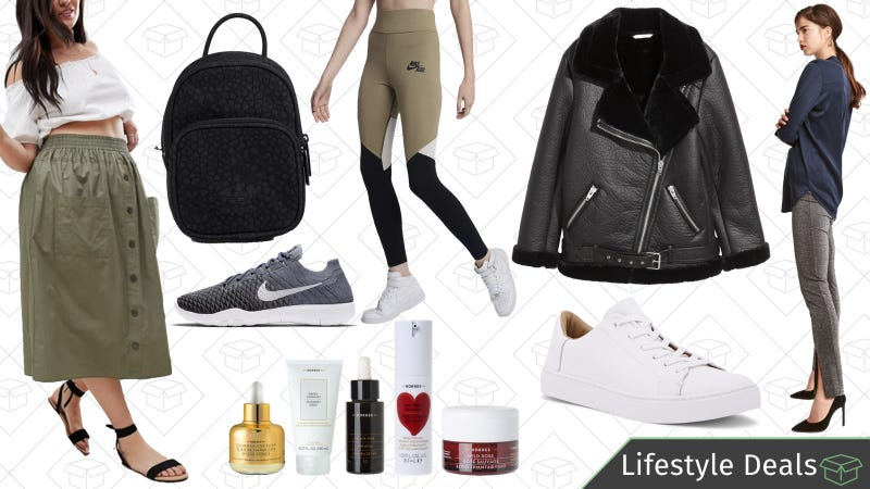 Illustration for article titled Tuesday's Best Lifestyle Deals: Nike, ASOS, J.Crew Factory, TOMS, and More