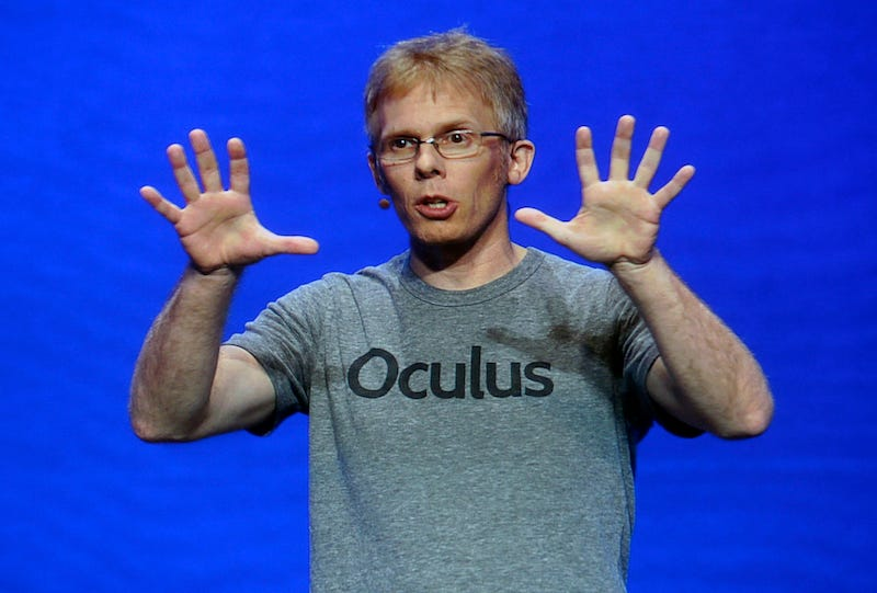 John Carmack by Nick Ut/AP Images