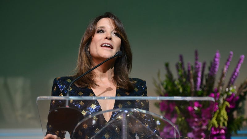 New Age Leader And Author Marianne Williamson Plans To Run For President