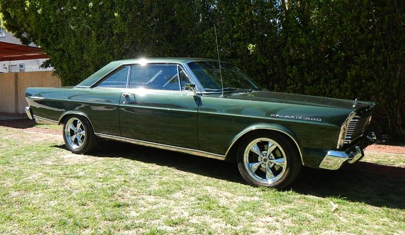 Perfect For $27,900, This 1965 Ford Galaxie 500 Might Be The RestoMod For The Rest  Of Us