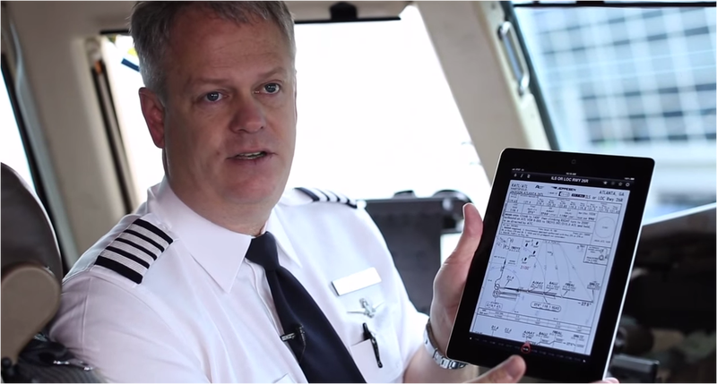 Illustration for article titled Caos y retrasos en una aerolínea tras fallar el iPad de los pilotos