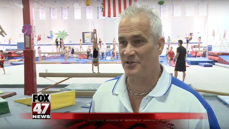 Illustration for article titled Gymnastics Coach John Geddert, Accused Of Abusing Gymnasts, Suddenly Announces His Retirement