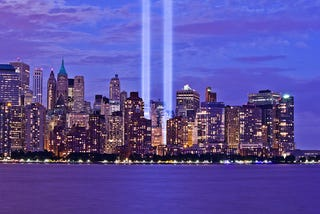 Illustration for article titled Have a moment of silence to remember those who were lost in the 9/11 terror attacks.