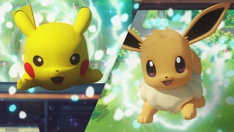 Nintendo Anuncia Varios Juegos De Pokemon Para Switch Y El Primero
