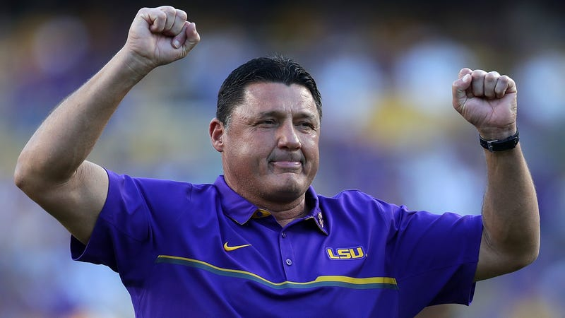 LSU and Texas embroiled in a serious satellite camp spat