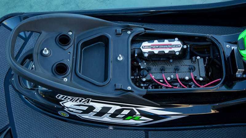 Kawasaki's 310-Horsepower Jet Ski Is Pure Madness