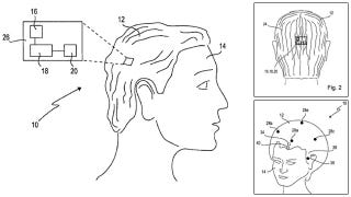 Illustration for article titled Sony's Play For Elderly Tech Fans: A Wearable Smart Wig?