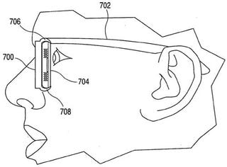 Illustration for article titled Apple Wants Us to Wear 3D iPod Glasses
