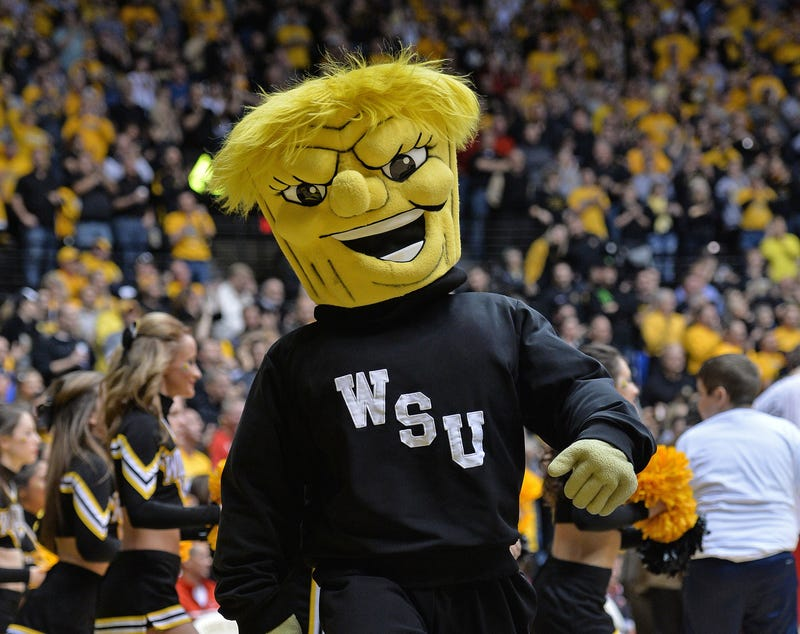 Illustration for article titled Wichita State's Mascot Has Been Creepy At Every Stage Of Its Evolution