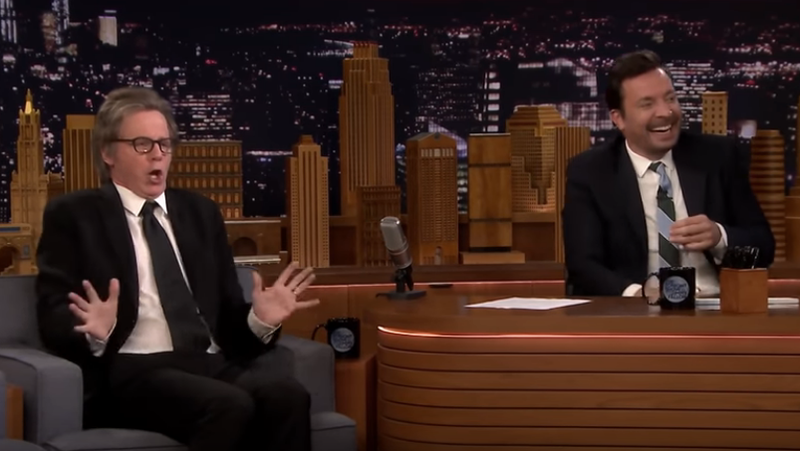 Dana Carvey, Jimmy Fallon