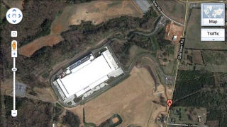 Illustration for article titled You Can Finally Check Out Apple's Data Center on Google Earth
