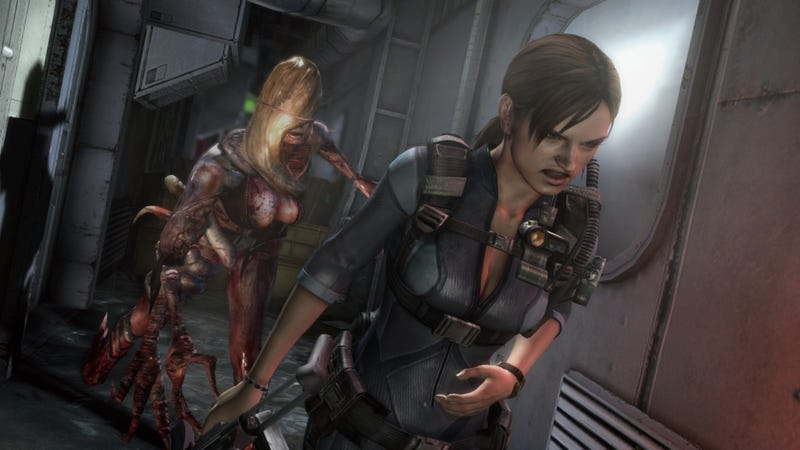 Illustration for article titled Resident Evil: Revelations: Now Console-Sized