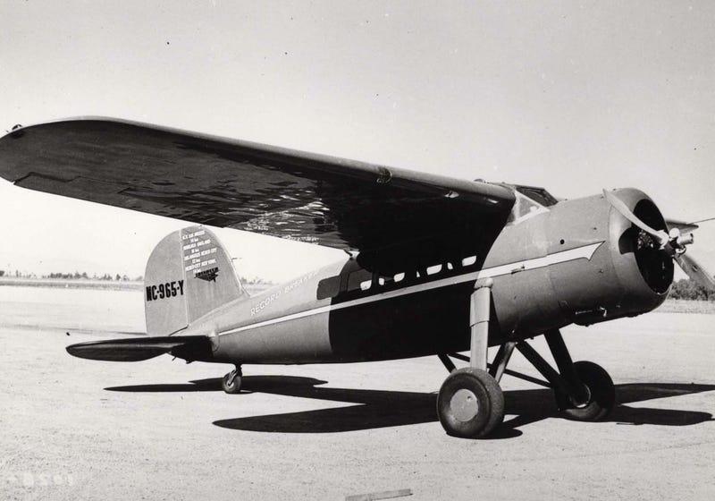 Illustration for article titled Lockheed Vega