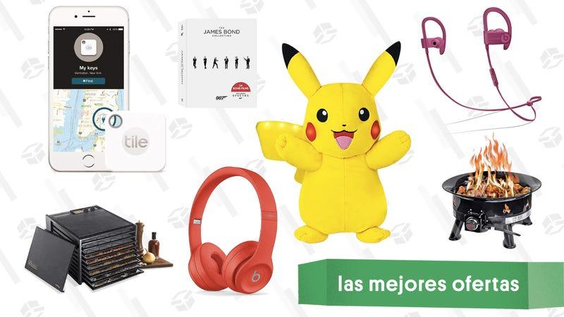 Illustration for article titled Las mejores ofertas de este viernes: Un set de James Bond, auriculares Beats, Pikachu y más