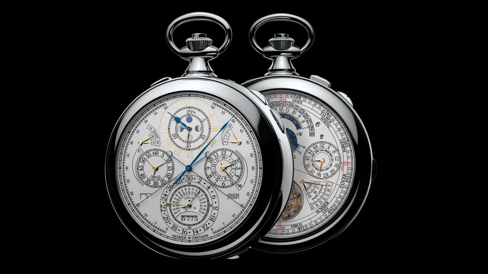 Este es el reloj más complejo del mundo. Llevó ocho años fabricarlo