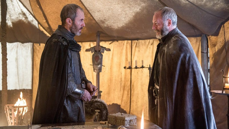 """Illustration for article titled Game Of Thrones (experts): """"The Gift"""""""