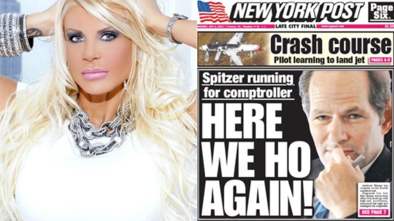 Illustration for article titled Manhattan Madam Runs for Office Against Former Client Eliot Spitzer
