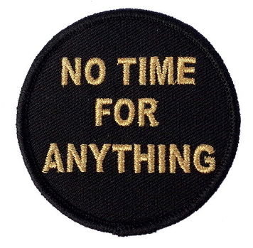 I would wear this patch