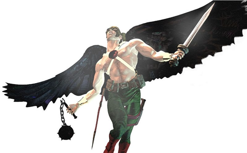 Illustration for article titled Hawkman To Fly High In 2009?