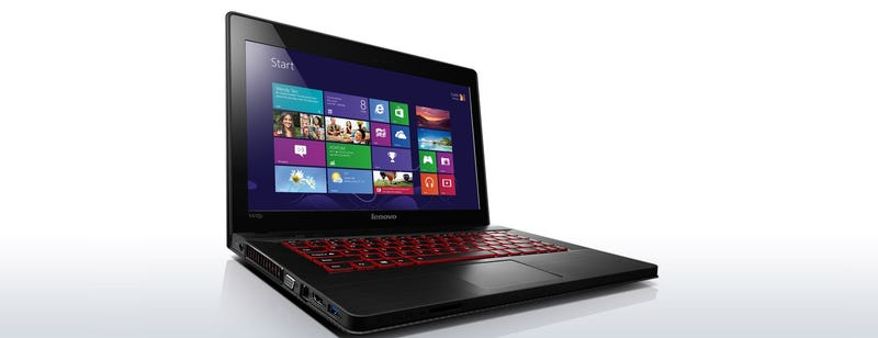 Illustration for article titled Get a Haswell Core i7 Lenovo IdeaPad Y410p for Only $799