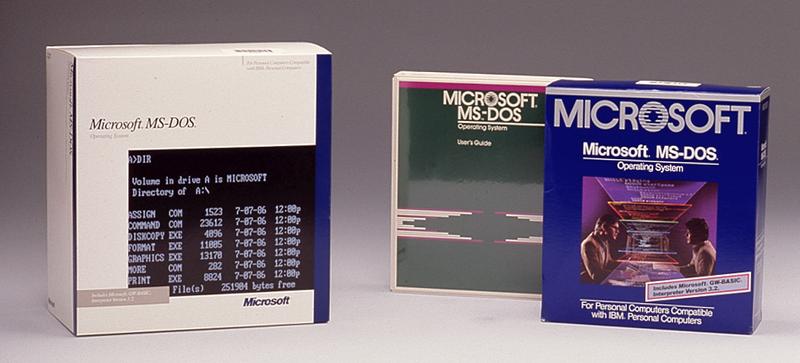 Ahora puede descargar, gratis, el código fuente de MS-DOS