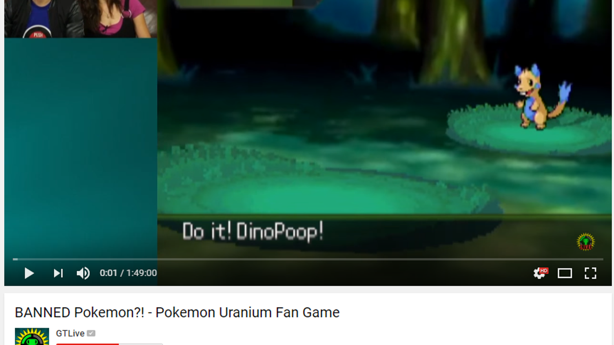 the world of pokémon fan games has become a minefield