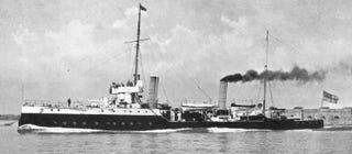 Illustration for article titled Behold, HMS Spanker.